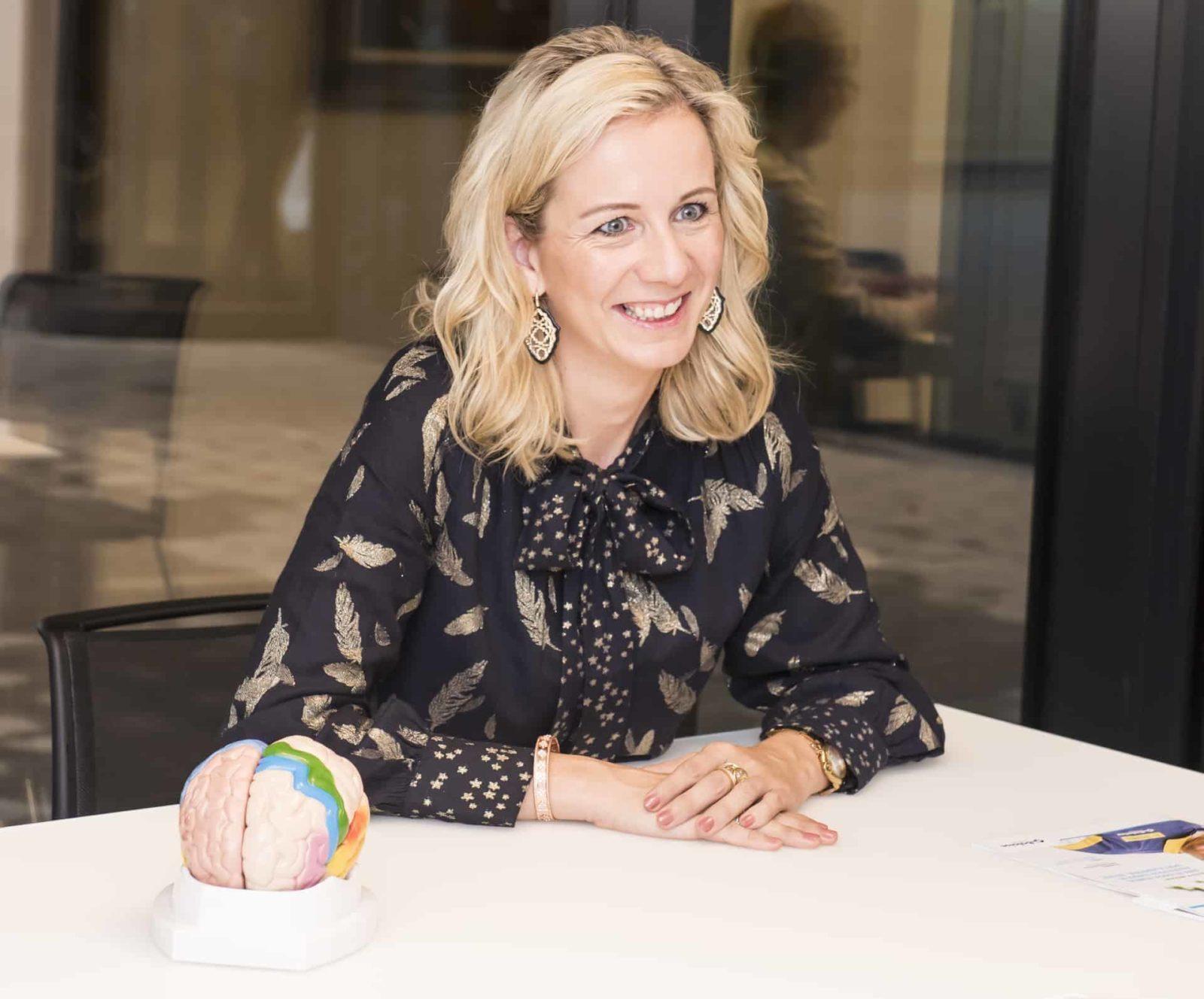 Baloise: interview avec Elke Geraerts
