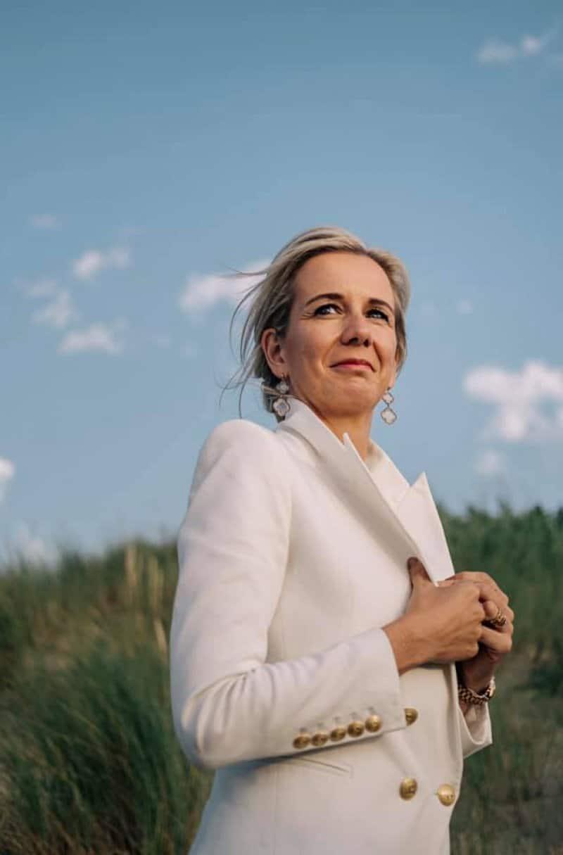 Diepte-interview in De Morgen met Elke Geraerts