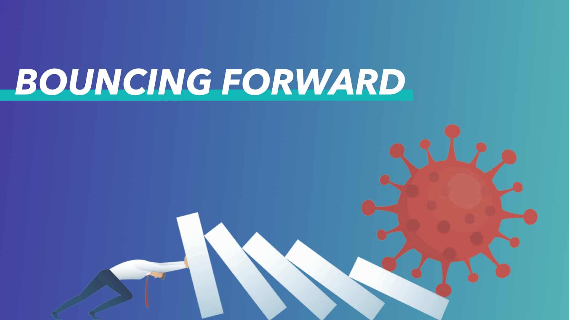 Bouncing Forward: een hele maand gratis veerkrachtige inspiratiesessies