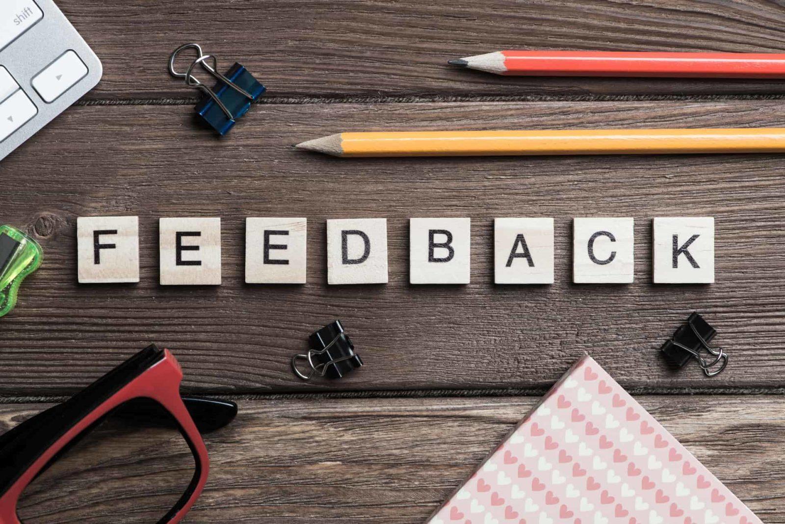 Weg met het beoordelingssysteem… en dan geven we wel feedback?