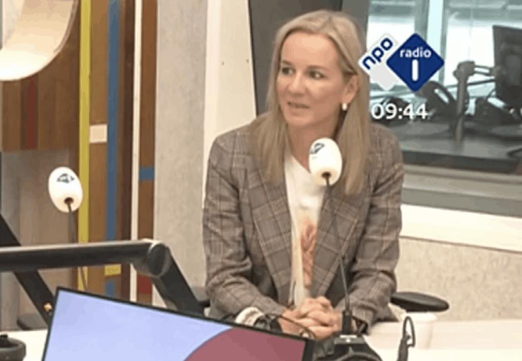 Authentieke Intelligentie als gespreksonderwerp bij NPO Radio 1