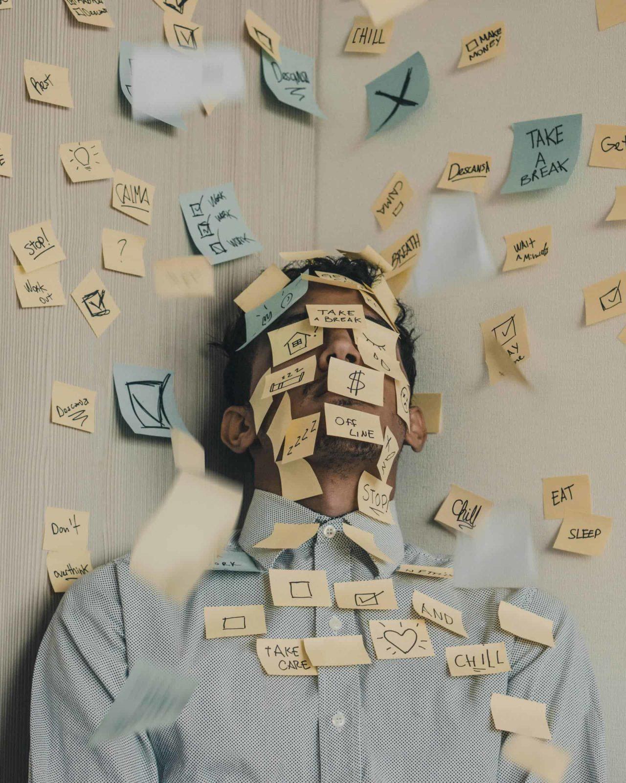 Omgaan met stress in een onzekere periode