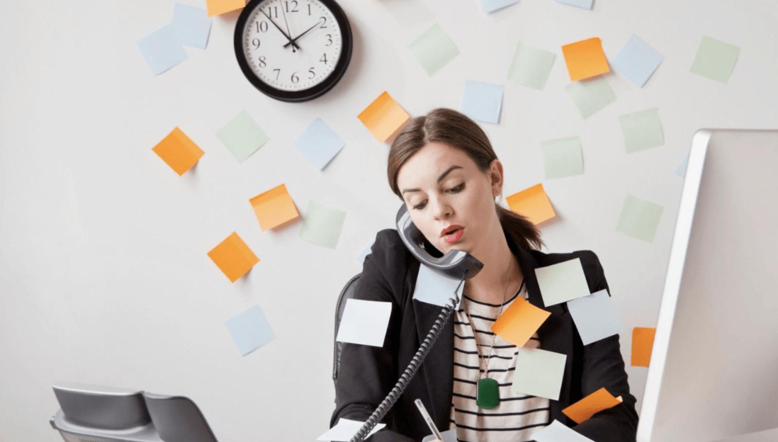 Uw denkend brein kan niet multitasken