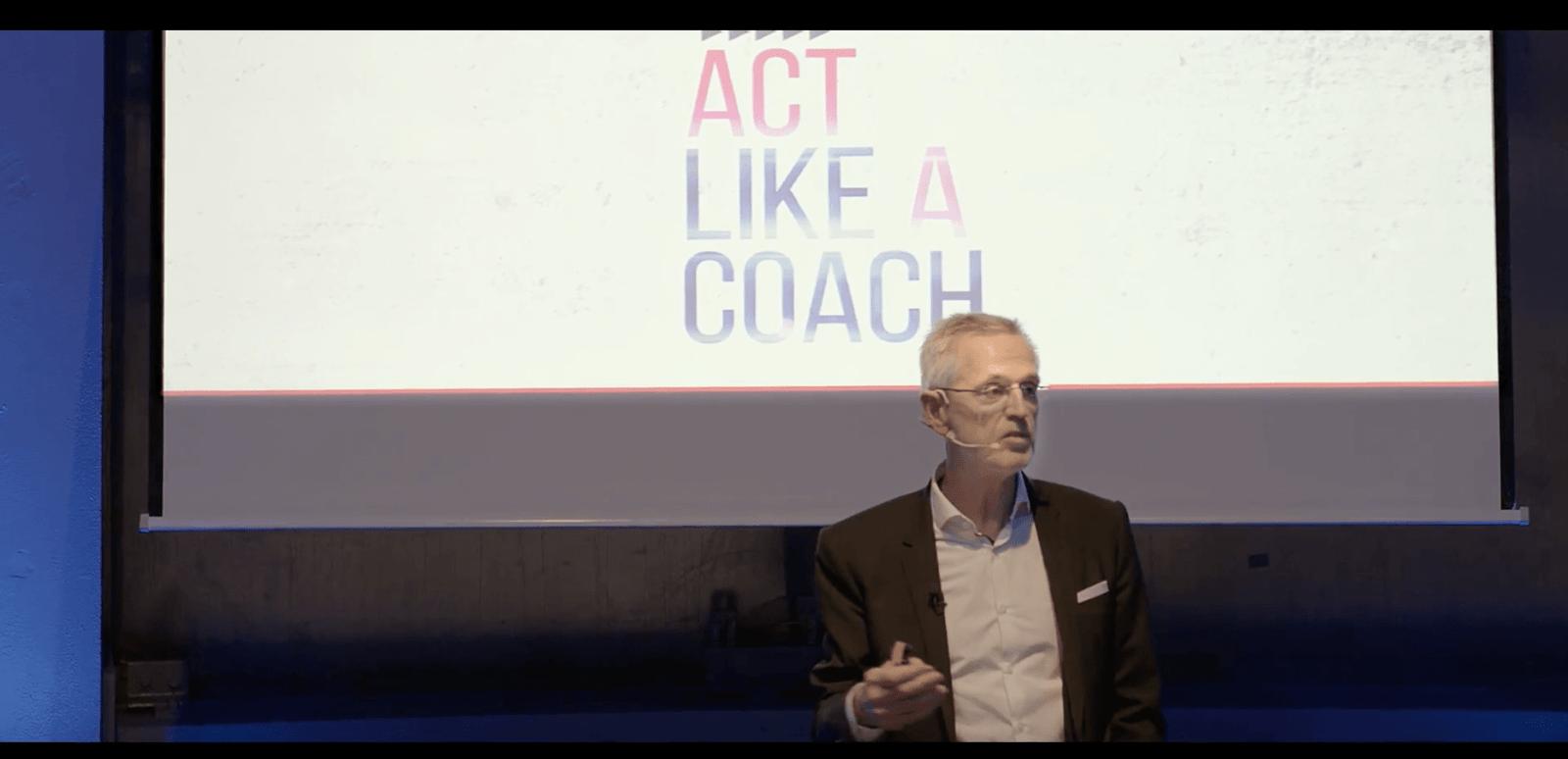 Keynote Paul Van Den Bossche in het atomium