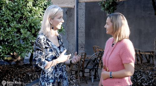 Interview d'Elke Geraerts et de Dominique Monami