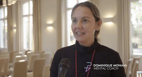 Dominique Monami op ICTech Day